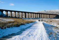 Ribblehead Viaduct - December 2005 (Rail and Landscapes) Tags: ribbleheadviaduct settletocarlislerailway