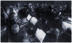 The Orchestra Pit (FotoFling Scotland) Tags: scottishopera theater theatre pit orchestra edinburgh festivaltheatre ariadneaufnaxos