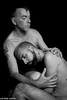 Duo et plus (Phoenix Blue Parangon) Tags: masculin mâle man duet duo poilu hairy tatoo tatouage monochrome naked nu