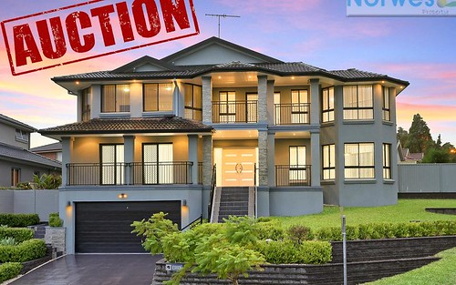 1 Hayes Ave, Kellyville NSW