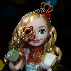 Apple White Restyle (Drocell2011) Tags: doll mattel everafterhigh snowwhite