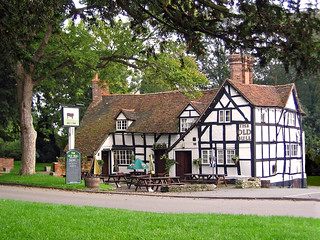 The Old Bull, Inkberrow. Worcestershire.