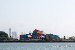 Panama architecture - Gehry's multi-coloured museum (10b travelling / Carsten ten Brink) Tags: carstentenbrink 10btravelling 2018 americas atlantic biomuseuo canal canaldepanama canaldepanamá caribbean centralamerica gehry iptcbasic isthmus latinamerica latinoamerica pacificocean panama panamacanalpartialtransit panamacanal panamacity panamá architecture biodiversity centroamerica cmtb conduit ecology envirnment ocean partialtransit tenbrink tour transportation water waterway