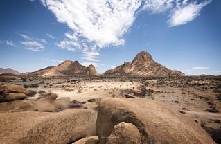 Namibia: Spitzkoppe