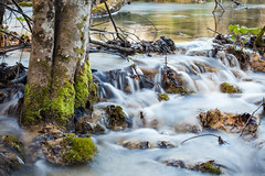 Plitvice Lakes National Park, Croatia (Cyrielle Beaubois) Tags: 2017 canoneos5dmarkii croatia cyriellebeaubois avril spring travel voyage plitvice lake nationalpark plitvicelakesnationalpark slow longexposure waterfalls vegetal water nature movement canonef70200mmf40lusm explore wanderlust wander