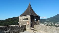 Salzburg, Castle Hohensalzburg, Schmiedturm [28.08.2014] (b16aug) Tags: altstadt austria aut geo:lat=4779543057 geo:lon=1304863888 geotagged salzburg