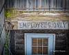 Into the Rabbit Hole (augphoto) Tags: augphotoimagery abandoned building business door entrance exterior old sign signage structure text weathered williamson westvirginia unitedstates