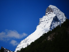 Matterhorn (tomaszbaranowski007) Tags: zermatt switzerland mountain matterhorn snow sky landscape