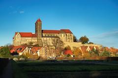 Stiftskirche Quedlinburg (Elmar Egner) Tags: hasselblad x1d quedlinburg domschatz stiftskirchequedlinburg stiftskirche stiftskirchestservatius