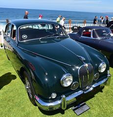 1962 Jaguar Mark II sedan (D70) Tags: nikon d750 20mm f28 ƒ80 200mm 1250 100 lajolla concoursdelegance 2018 village sandiego california 1962 jaguar mark ii sedan