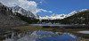 High Sierra Lakes - 846 (simpsongls) Tags: sierra easternsierra mountain lakes peaks ice snow reflection nikon d800 alpine trees landscape forest grass tree field sky wood