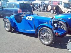 464 Riley Grebe Replica (1933) (robertknight16) Tags: riley british 1930s grebe sportscar vscc silverstone wn5490 daniels