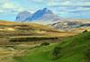 Suilven (maureen bracewell) Tags: suilven mountain scotland uk remote wilderness highlandsofscotland trees clouds nationalnaturereserve nature scenic landscape cannon maureenbracewell