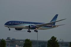 AZAL Azerbaijan Airlines VP-BBR Boeing 787-8 Dreamliner cn/37920-211 @ EGLL / LHR 26-05-2018 (Nabil Molinari Photography) Tags: azal azerbaijan airlines vpbbr boeing 7878 dreamliner cn37920211 egll lhr 26052018