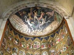 SALAMANCA - LA CATEDRAL (DETALLE DEL ALTAR MAYOR) (mflinera) Tags: salamanca catedral altar mayor arte retablo catedralviejadesalamanca