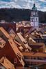 Blick über Meissens Dächer - Roofscape of Meissen in Saxony (ralfkai41) Tags: turm kirche architektur building sachsen meissen tower rooftop roofs architecture church saxony gebäude dächer roofscape