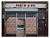 OLD SHOPFRONT FOR CREEM & CO (StockCarPete) Tags: shopfront signage shop harlesden billstickers creemco