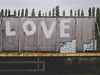 ... (Ashley Watts) Tags: love presets truck trailer lorry graffiti retro olympus omd em5 25mm f40 tree sky rural urban travel transport cool appicoftheday ngc street photography grain yellow wood white green derbyshire sign road