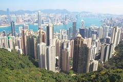 View from Victoria Peak, Hong Kong (sugar**) Tags: canoneos600d canonefs18200mmf3556is travel travelphotography victoriapeak hongkong トラベル トラベルフォトグラフィー 香港 ビクトリアピーク
