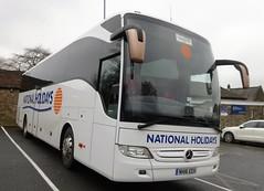 Skipton (Andrew Stopford) Tags: nh16eeh mercedesbenz tourismo nationalholidays skipton