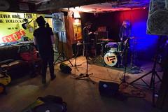 DSC_0014 (richardclarkephotos) Tags: tim bish joey luca © richard clarke photos derellas three horseshoes bradford avon wiltshire uk lone sharks guitar bass drums guitarist drummer bassist band bands live music punk