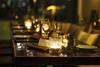 warm light (maotaola) Tags: intimateatmosphere dinner inside canoneos tableset dinnertable warmlight inspiraciónbdf56
