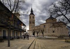 Daganzo de Arriba, Madrid (Luis R.C.) Tags: daganzo iglesia pueblos madrid paisajes urbanas nikon d610