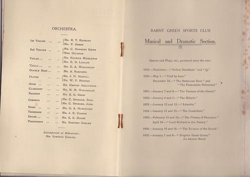 1928: Jan Programme 4