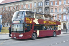 Big Bus Budapest MPY-265 (Will Swain) Tags: budapestnyugati station 6th january 2018 budapest nyugati bus buses transport travel vehicle vehicles county country central capital city centre hungary europe big mpy265