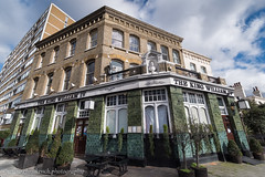 The King William IV (www.chriskench.photography) Tags: 2018 xt2 copyright london buildings pub londonist architecture publichouse kenchie fujifilm wwwchriskenchphotography england unitedkingdom gb 10mm f28 samyang wideangle