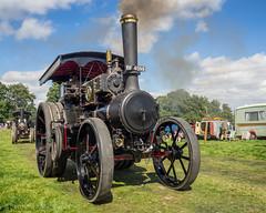 Shrewsbury Steam Rally 2017 (Ben Matthews1992) Tags: shrewsbury steam rally 2017 salop shropshire old vintage historic preserved preservation traction engine mclaren locolocomotive bf4595