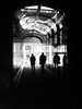 Light! (Ageeth van Geest) Tags: 7dwf iphone denhaag street monochrome blackandwhite bw people 2 light
