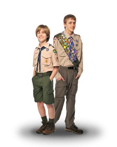 scouts uniform store