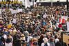 Another Huge Crowd Shot (Robb Wilson) Tags: freephotos losangeles marchforourlives antitrumprally antinrarally antigunviolencerally downtownla lacityhall