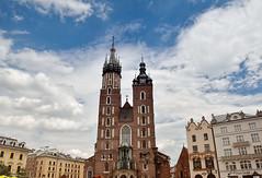 Basílica de Santa María_Cracovia (Anavicor) Tags: church iglesia basílica basílicadesantamaría krakow cracovia poland polonia tamron nikon d5300 anavillar anavicor villarana