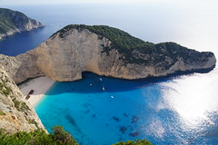 Zakynthos, Greece, April 2018