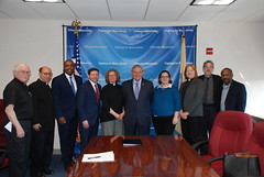 Menendez Meets with New Jersey Faith Coalition