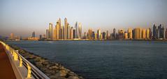 Dimday (\Nicolas/) Tags: dubaï dubai marina ocean sea suns block buil skyline skyscrapper pier palm jumeirah