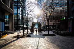 McGill Street Arch (A Great Capture) Tags: downtown cityscape shadow streetphotography streetscape photography streetphoto street calle silhouette silueta walkway depthoffield dof stone stones rock rocks architecture architektur arquitectura design outdoor outdoors vibrant colorful cheerful vivid bright scenery scenic sky himmel ciel bluesky urbanscape eos digital dslr lens canon rebel t5i light sun sunny sunshine sunlight efs1018mm 10mm wideangle city lights urban agreatcapture agc wwwagreatcapturecom adjm ash2276 ashleylduffus ald mobilejay jamesmitchell toronto on ontario canada canadian photographer northamerica torontoexplore spring springtime printemps 2018