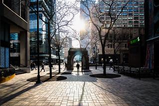 McGill Street Arch