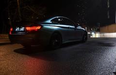 BMW 428ix (mateusz.jedrak1) Tags: bmw 428xi wroclaw night