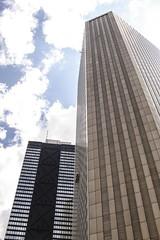 Shibuya Governmetn Building (lalle olosta) Tags: tokyo japan shinjuku government building skyscraper urban sky