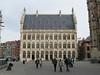 Grote Markt, Leuven (Stewie1980) Tags: leuven louvain löwen vlaanderen flandre flandern flanders belgië belgique belgien belgium grote markt market square tafelrond gevel plein facade historic