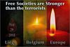 180529 terrorism Liège (thethi (pls, read my 1st comment, tks a lot)) Tags: terrorism liège wallonie belgique belgium drapeau attentat meurtre lachete homage liberte faves43 faves49