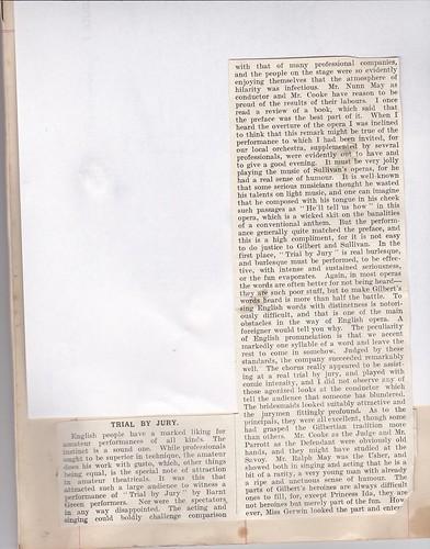 1920: May Review
