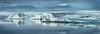 Secluded land of ice (Ron Jansen - EyeSeeLight Photography) Tags: breiðamerkurjökull breiðamerkur jökull glacier vatnajökull blue ice iceberg chuck stitch panorama panoramic water cold winter reflection