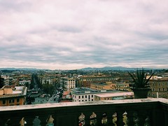 (maycambiasso98) Tags: world turismo tourism people sky italy italia city road street camino walk roma europe rome