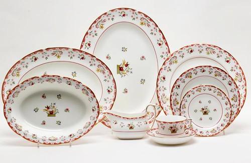 Wedgewood Bianca Porcelain Dinnerware Set ($448.00)