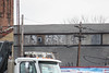 Smart (NJphotograffer) Tags: graffiti graff new jersey nj trackside rail railroad rooftop smart