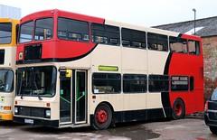 Barnetts Coach Travel (Fairway), Hull R272 LGH. (Gobbiner) Tags: ncme fairway nv72 londoncentral olympian r272lgh hull barnettscoachtravel volvo northerncounties palatine